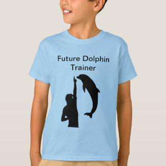 De toekomstige T-shirt van de Trainer van de
