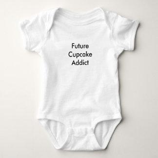 De toekomstige t-shirt van het Baby van de