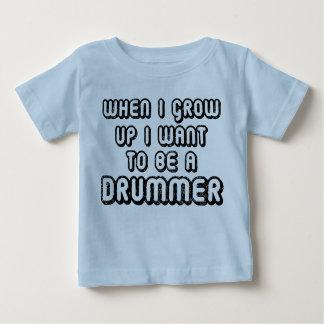 De toekomstige T-shirt van het Baby van de Muziek