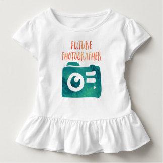 De toekomstige T-shirt van het Meisje van de