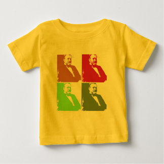 De Toelage van Ulysses S Baby T Shirts