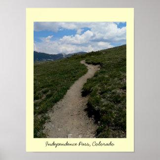 De Toendra van Colorado Poster