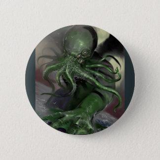 De Toenemende H.P Lovecraft geïnspireerde Ronde Button 5,7 Cm