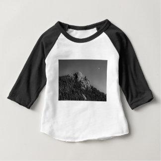 De toenemende Rots van de Maan en van Buffels Baby T Shirts