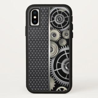 De Toestellen van de Werktuigbouw en het Patroon iPhone X Hoesje