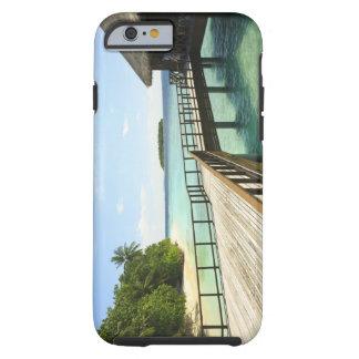 De Toevlucht van het Eiland van Bandos, Mannelijk Tough iPhone 6 Hoesje