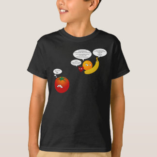 De tomaat… t shirt