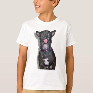 De Tong van de Hond van Chihuahua T Shirt