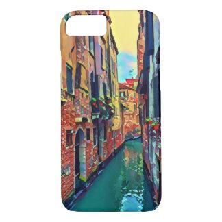 De Toon van het Juweel van het Kanaal van Venetië iPhone 8/7 Hoesje