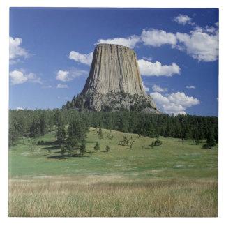 De toren is 1.267 voet keramisch tegeltje