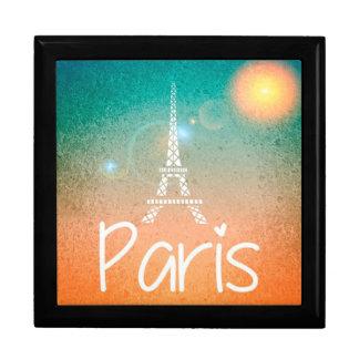 De Toren Parijs van Eiffel Decoratiedoosje