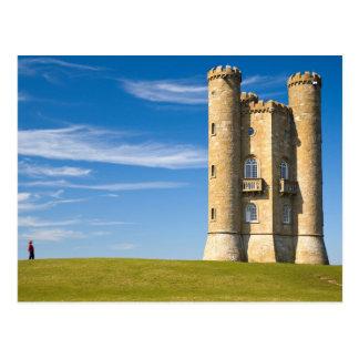 De Toren van Broadway, Cotswolds, Engeland Briefkaart