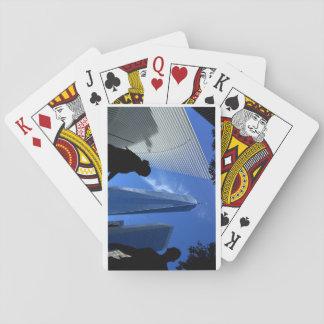 De Toren van de vrijheid - Nyc- Speelkaarten