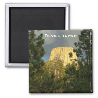 De Toren van duivels - magneet