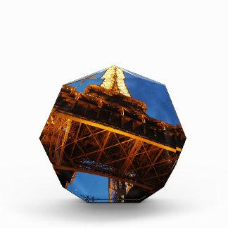 De Toren van Eiffel bij Nacht Acryl Prijs