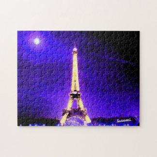 De Toren van Eiffel Foto Puzzels