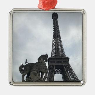 De Toren van Eiffel, het Ornament van de Vakantie