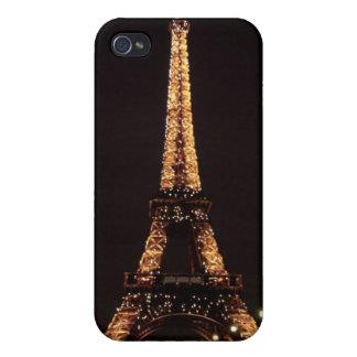 De toren van Eiffel iPhone 4 Case