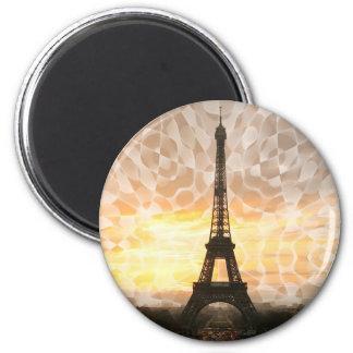 De Toren van Eiffel Magneet