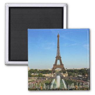 De Toren van Eiffel van de magneet