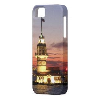 De Toren van het meisje Barely There iPhone 5 Hoesje