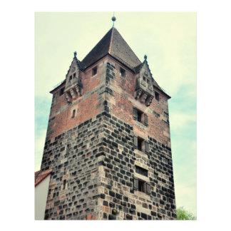 De toren van Nuremberg Folders