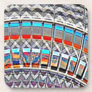 De Toren van TV (Fernsehturm), Artistiek Berlijn,  Drankjes Onderzetter