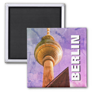 De Toren van TV van Berlijn Magneet