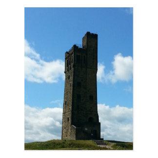 De Toren van Victoria in Huddersfield Briefkaart