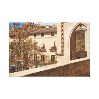 De Torens van Serrano (Torres DE Serrano) in Stretched Canvas Prints