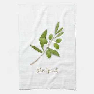 De Toscaanse Handdoek van de Keuken van de Tak van