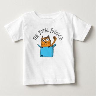 De totale T-shirt van het Baby van het Pakket