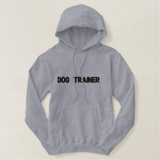 De trainer van de hond hoodie