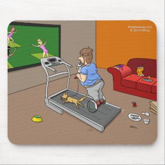 De Training Mousepad van Segway Muismatten