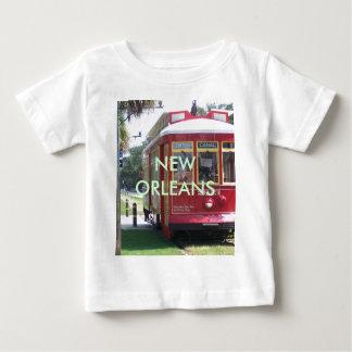 De Tram van New Orleans Shirts
