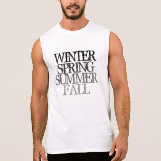 De TREIN van de Herfst van de Zomer van de Lente T Shirt