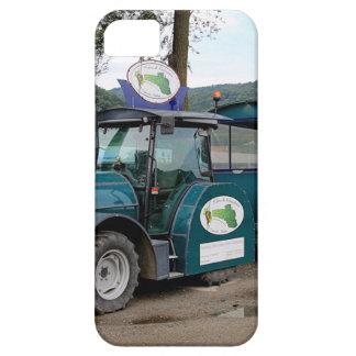 De trein van de Pendel van de toerist, Durnstein, Barely There iPhone 5 Hoesje