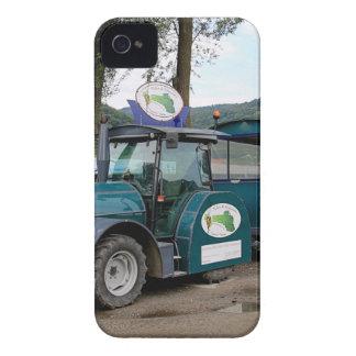 De trein van de Pendel van de toerist, Durnstein, iPhone 4 Hoesje