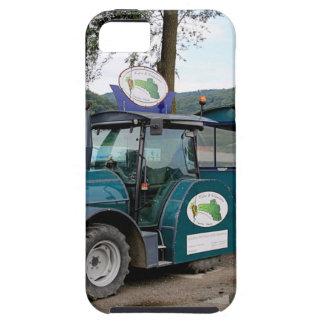 De trein van de Pendel van de toerist, Durnstein, Tough iPhone 5 Hoesje