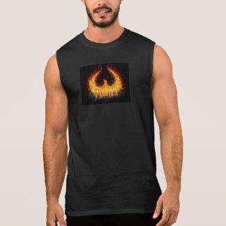 De trein van Phoenix aan extreme t-shirt