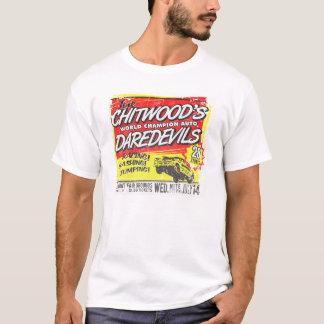 De trilling van Joie Chitwood toont vintage-Retro T Shirt