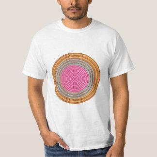 De Trillingen van de Warmte n van Chakra van het T Shirt