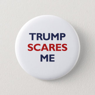 De troef doet schrikken me ronde button 5,7 cm