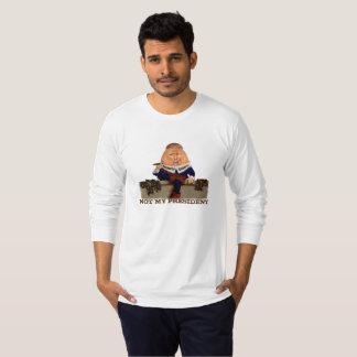 (De Troef is) niet Mijn President T Shirt