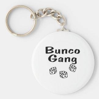 De Troep van Bunco Sleutelhanger