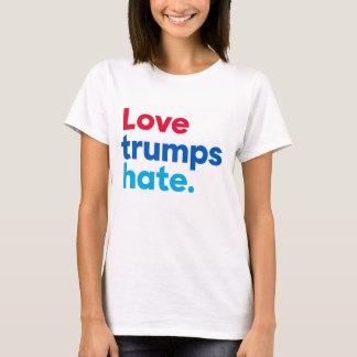 De troevenhaat van de liefde. T-shirt