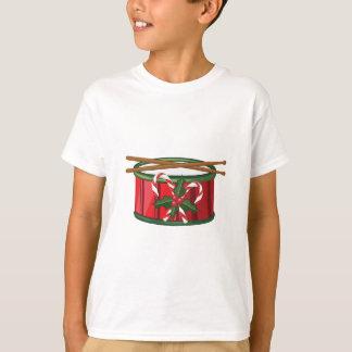 De Trommel van Kerstmis T Shirt