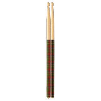 De Trommelstokken van de Plaid van het Geruite Drumstokkies 0