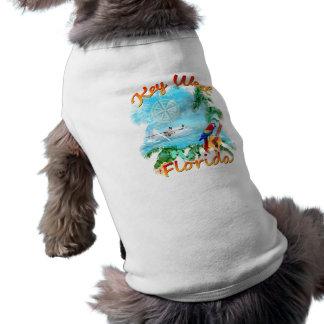 De Tropische Rots van Key West T-shirt
