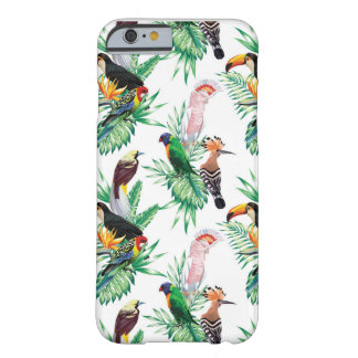De tropische Zomer Barely There iPhone 6 Hoesje